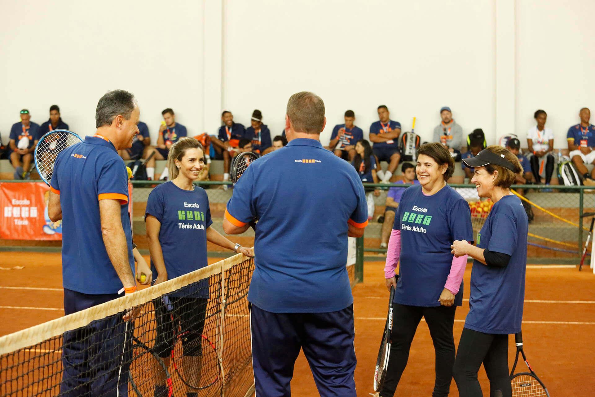 Escola Guga Tênis Adulto