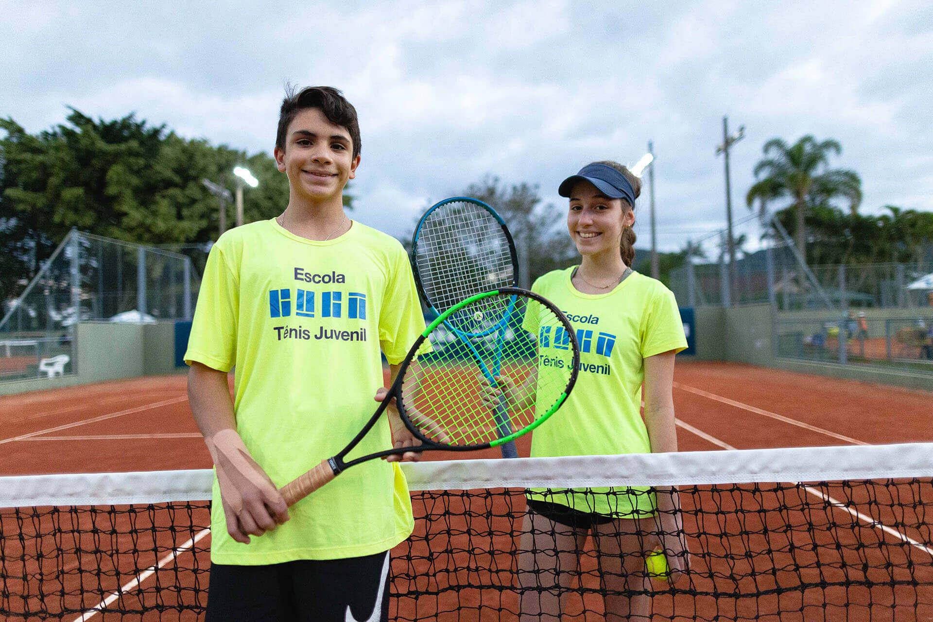 Escola Guga Tênis Juvenil