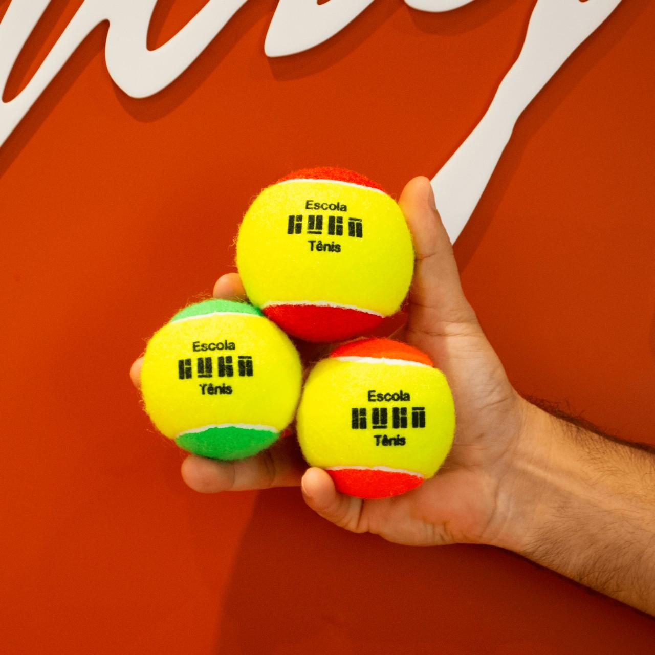 5 curiosidades sobre os diferentes tipos de bolas de tênis