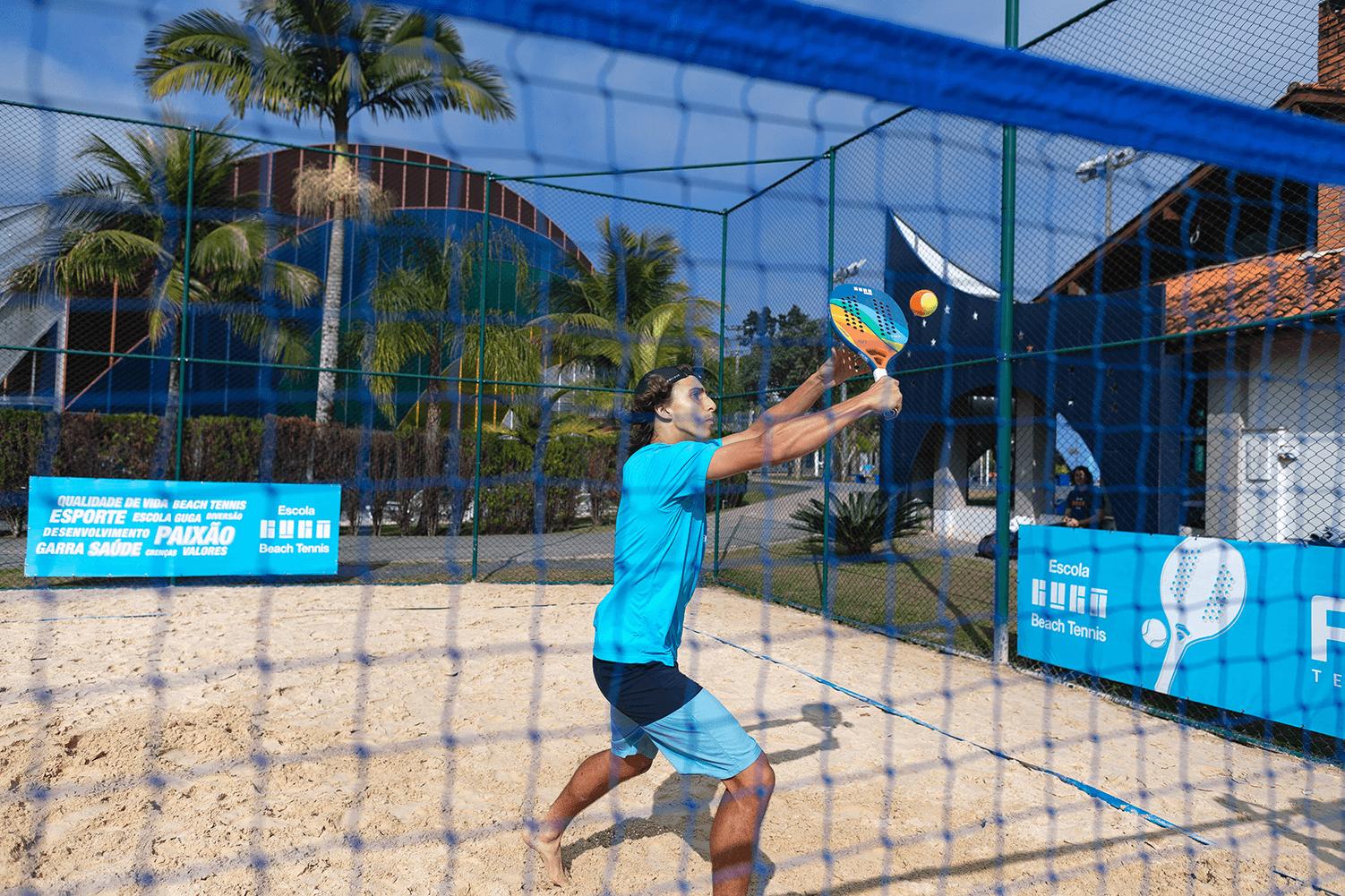 4 curiosidades sobre o beach tennis